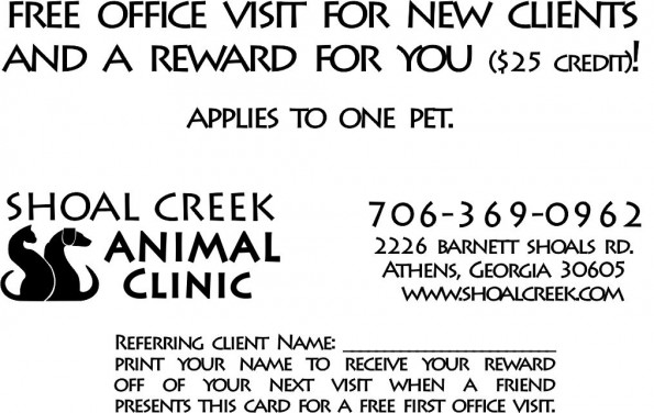 Referral Reward Coupon
